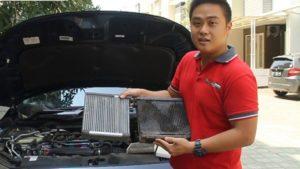 Beda Evaporator AC Mobil yang Bersih dengan yang Kotor dan Perlu Dibersihkan