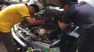 Service AC Mobil Dingin dan Cepat dalam 60 Menit