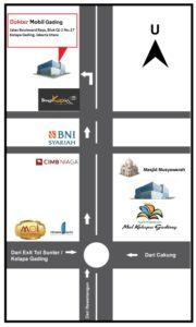 Dokter Mobil Peta Gading