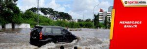 Air Banjir Dapat Menyentuh ECU dan Menyebabkan Korsleting