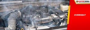 Kondisi Mesin yang Mengalami Overheat