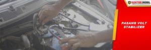 Pemasangan Volt Stabilizer Seperti R PROJECT Dapat Meningkatkan Performa Mobil