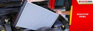 Radiator Harus Tetap Bersih dan Berfungsi dengan Baik