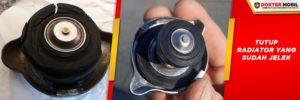 Tutup Radiator yang Bagus Memiliki Beberapa Lapis Klep Sehingga Air Radiator Tidak Bisa Meluap