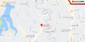 Map Dokter Mobil Lebak Bulus