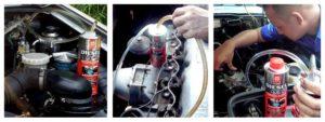 Cairan Purging Mobil Diesel dan Proses Pengerjaannya