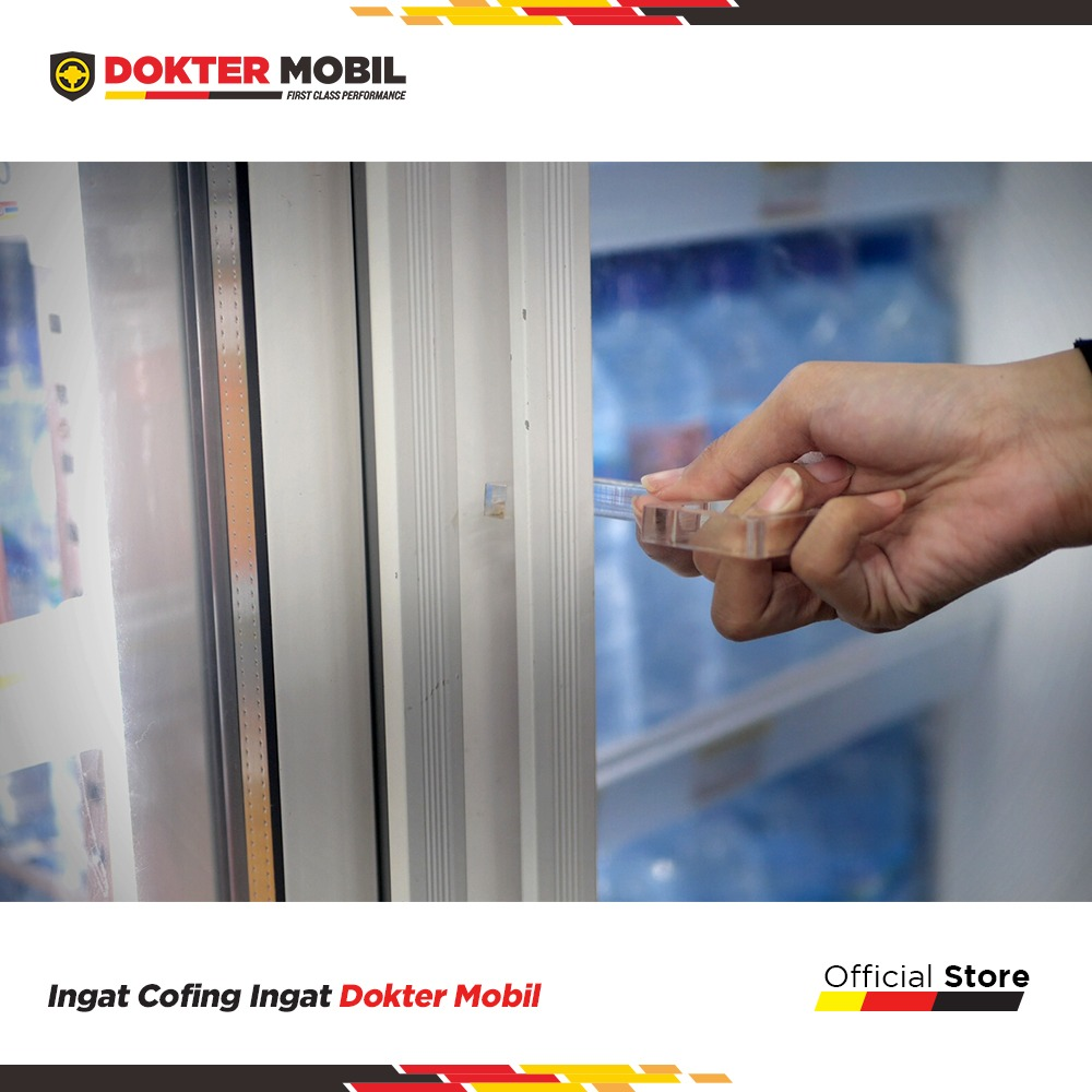 Cofing by Dokter Mobil