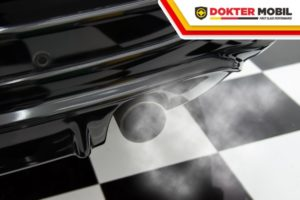 penyebab asap putih tebal pada mesin diesel